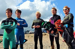The Kitesurf Centre Team