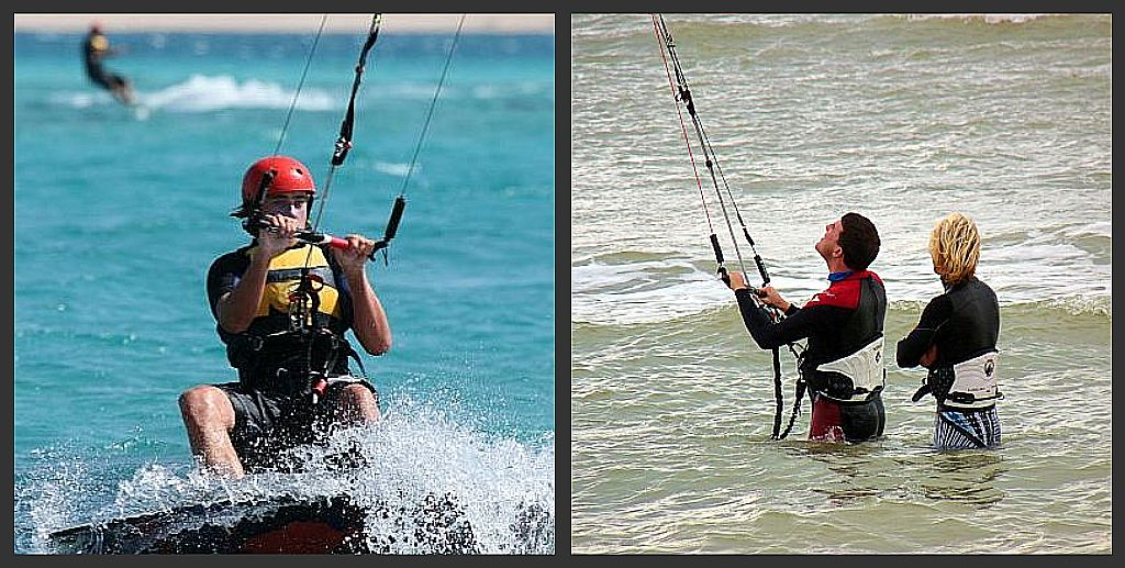 2 day kitesurfing course