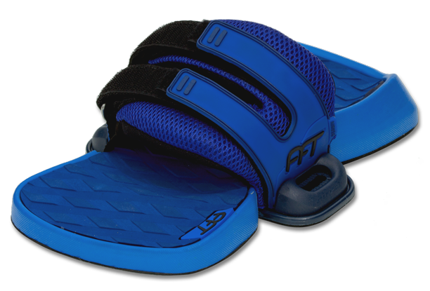 Airush kiteboard footstraps