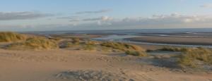 camber sands dunes