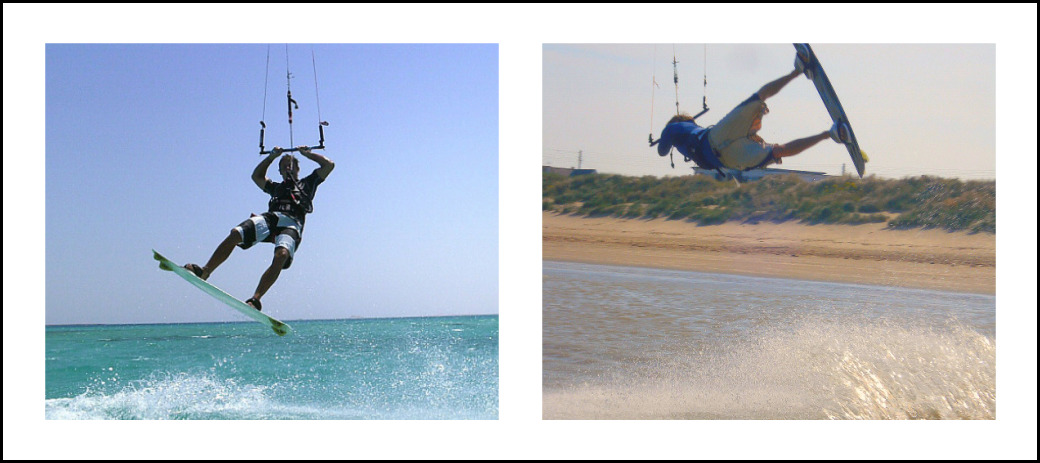 kiteboarding courses