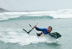 2 day kitesurfing lesson - boardstart
