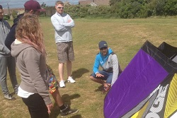 5 day kitesurfing lesson - fine tuning