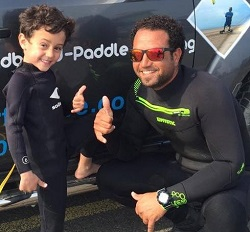 Adam Amer Kitesurf Instructor