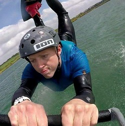 Kitesurf Teacher Michael Hiett