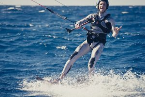 2 day kitesurfing lesson - board riding