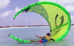 kitesurf self rescue