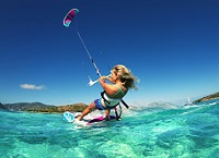 kitesurfing summarty