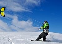 snowkiting summary