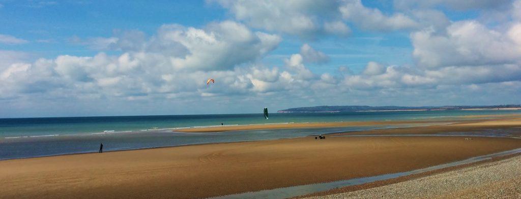 kitesurfing camber