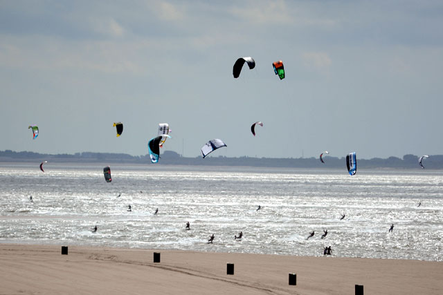 New Romney Kitesurf Beach