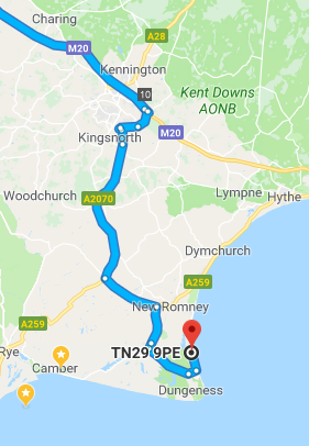 DungenessDirections