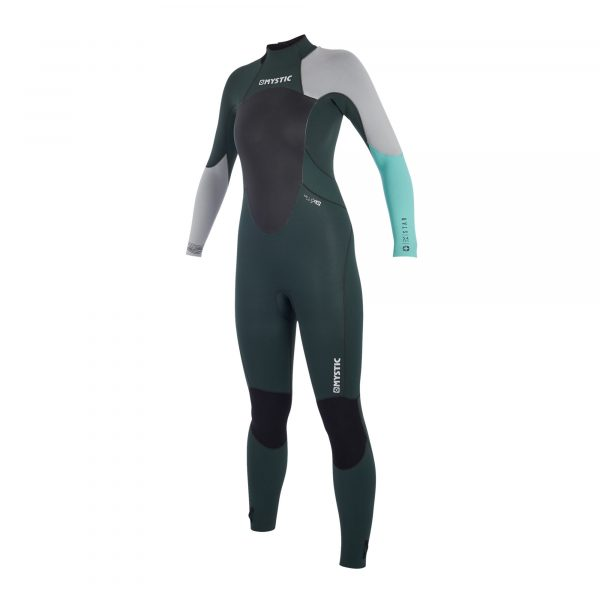 2019 mystic star 5/4 womens wetsuit