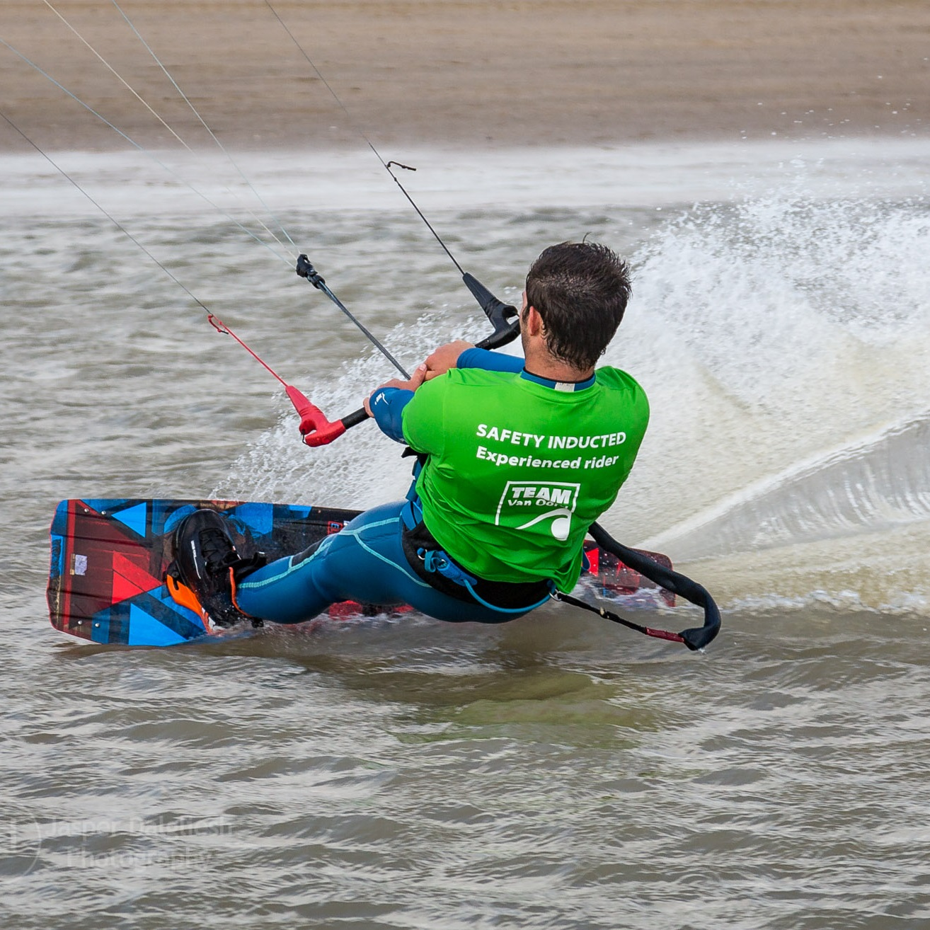 3 day kitesurfing lesson gift voucher