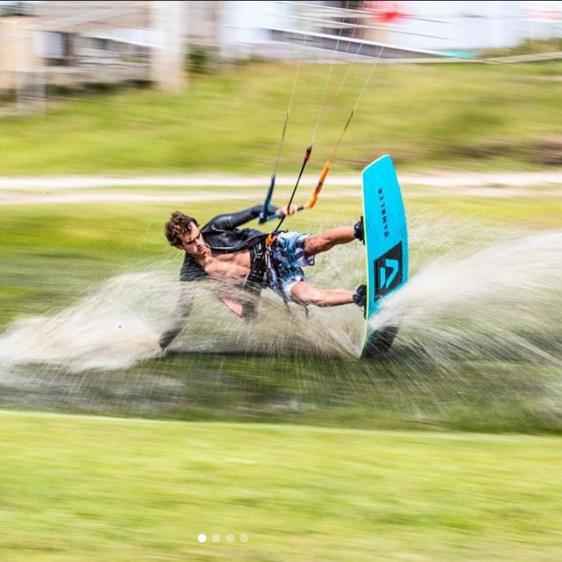 Board control Kitesurfing lesson gift voucher