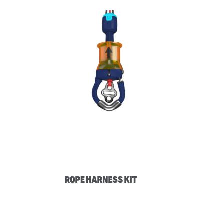 2019 Duotone Chicken Loop Rope Harness Kit