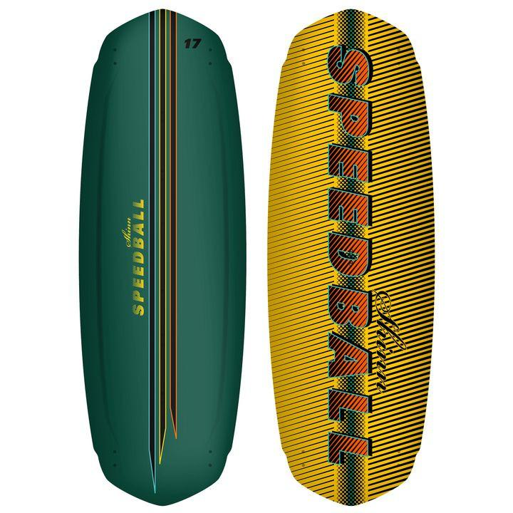 Shinn Speedball V3 kiteboard 2016