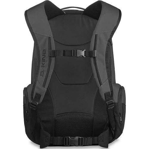 dakine mission backpack 25l carbon