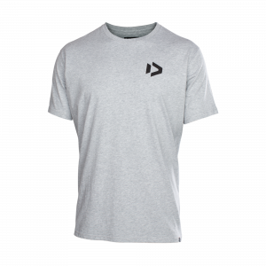 Duotone SS Tee Logo - Grey
