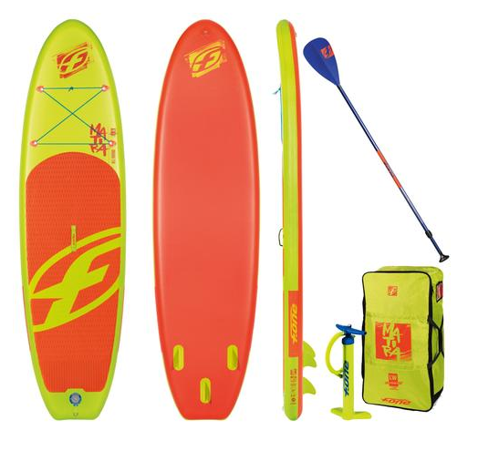 F-One Matira Lightweight SUP Package