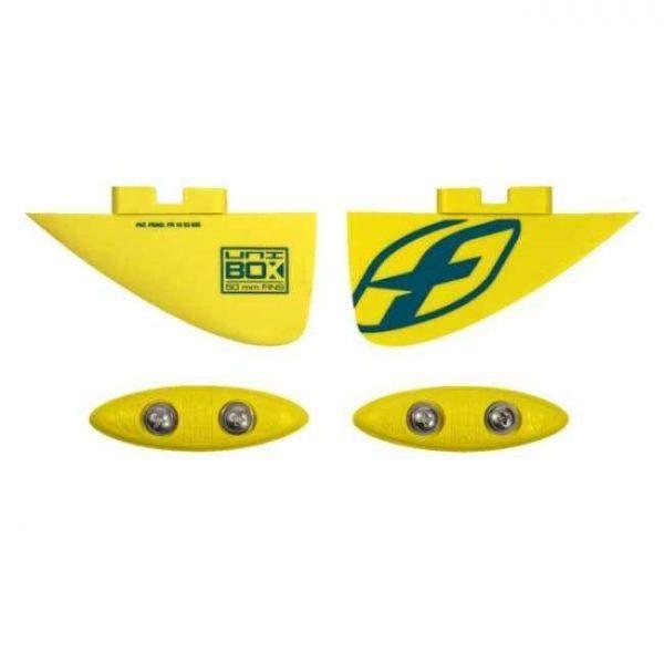 F-one Unibox fins