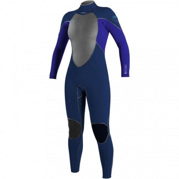 Psychofreak zen zip 5/4mm Womens wetsuits