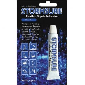 Stormsure Wetsuit Repair Glue - Clear