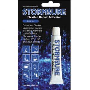 Stormsure Wetsuit Repair Glue - Clear
