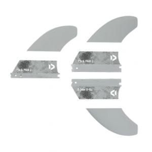 2019 Duotone TS-S Pro II Fins (3pcs)