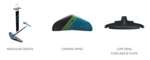2019 Airush Core Carving Foil
