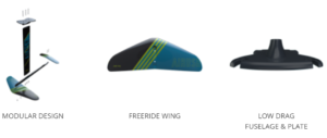 2019 Airush Core Freeride Foil