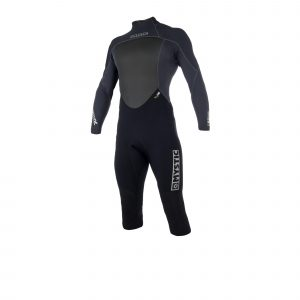 2019 Mystic Brand 3/2 back-zip longarm shortleg men wetsuit