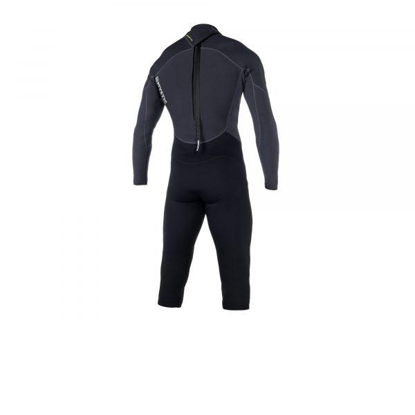2019 Mystic Brand 3/2 back-zip longarm shortleg men wetsuit