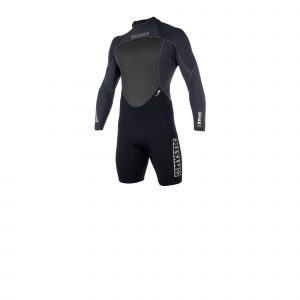 2019 Mystic Brand 3/2 back-zip longarm shorty men wetsuit