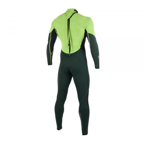 2019 Mystic Drip 3/2 back-zip full length men wetsuit