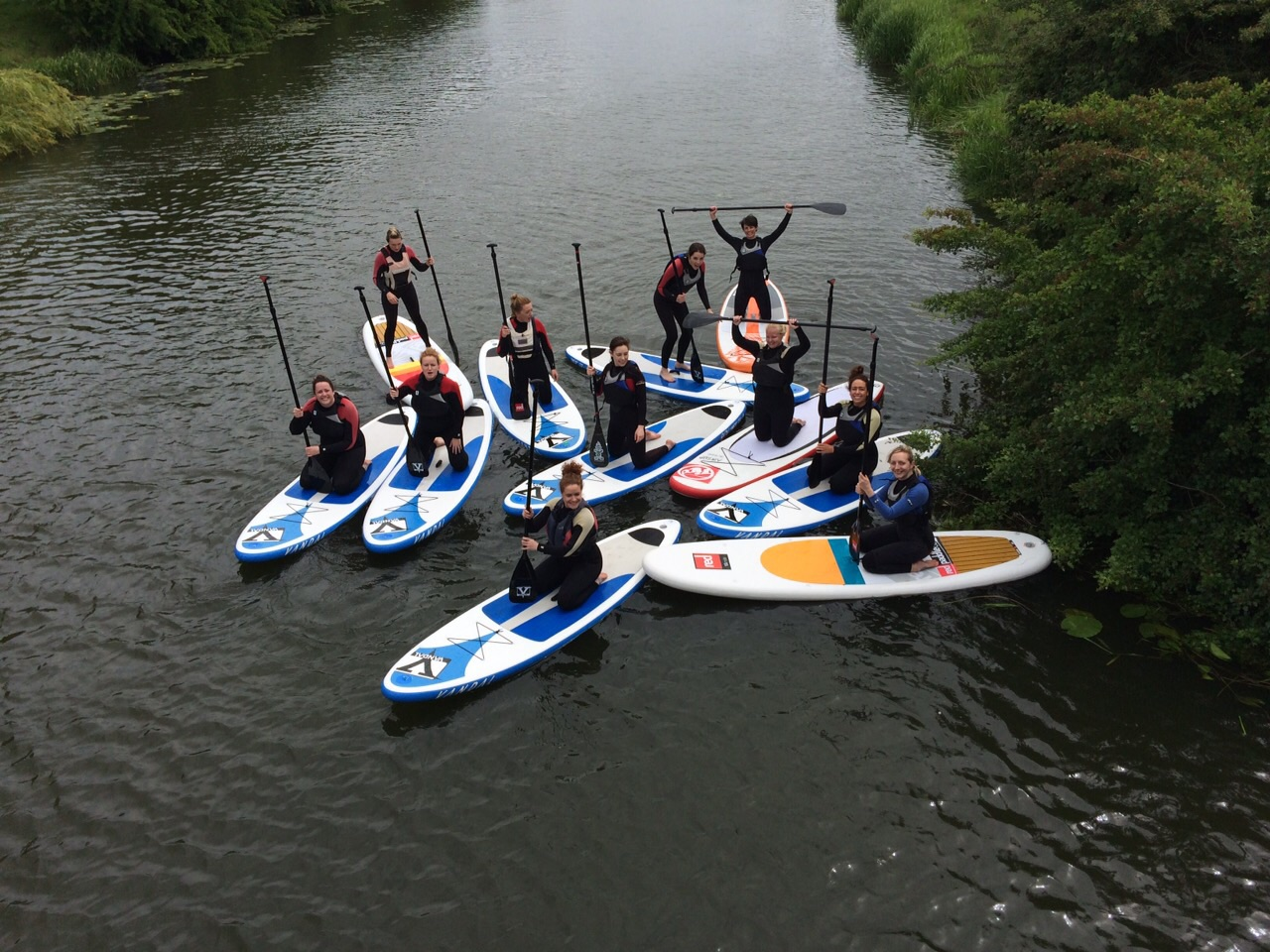 Introduction to Stand Up Paddleboarding Gift Voucher