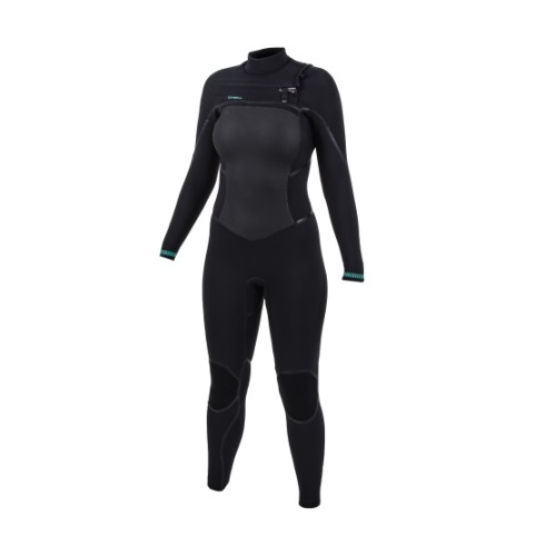 O'Neill Psycho Tech 5 4 Chest Zip Womens Wetsuit 2020