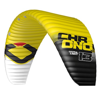 Ozone Chrono V3 Ultralight 2018 Yellow