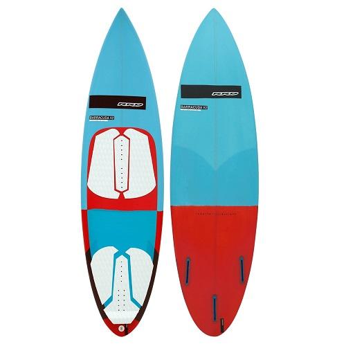 RRD Barracuda Classic Kite Surfboard 2020