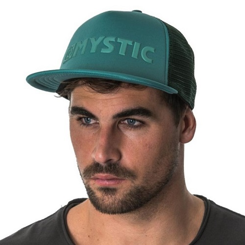 mystic notch cap green