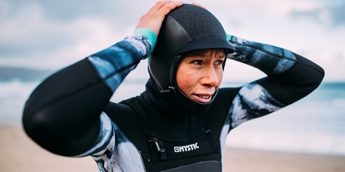 Wetsuit size guide Mystic O'Neill