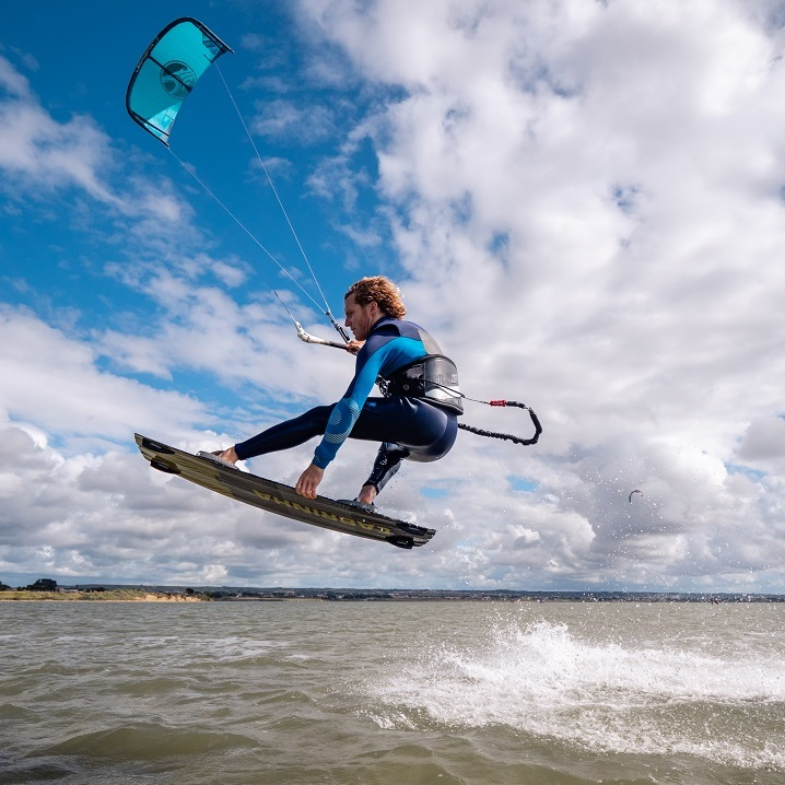 5 day kitesurfing course gift voucher