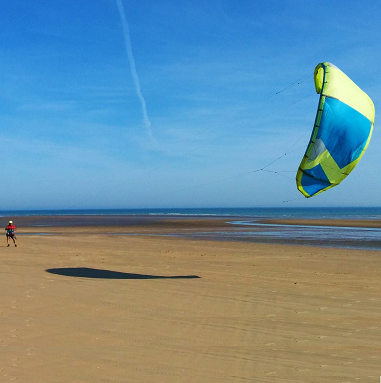 Beach LEI Flying