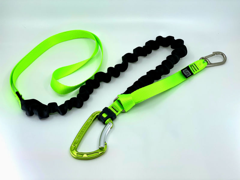 Solo Strap Green with Leia Leash