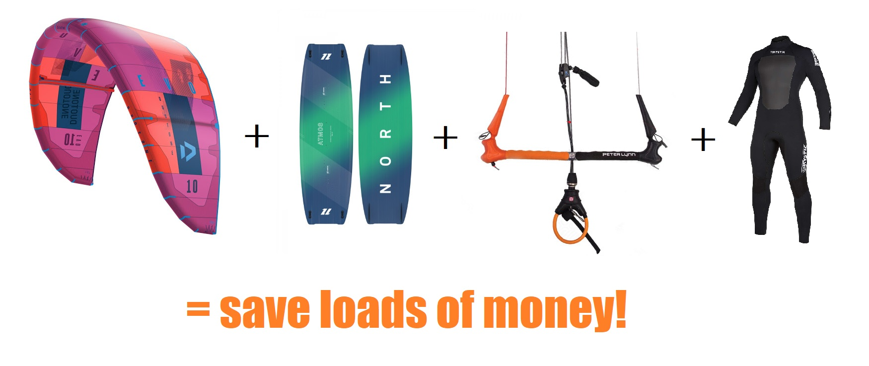 kitesurf package deals