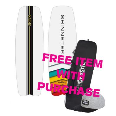 Shinn Shinnster Encore 2020 Free Stuff