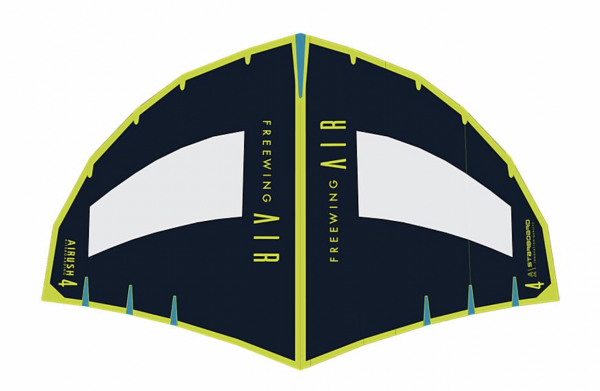 Airush freewing navy lime