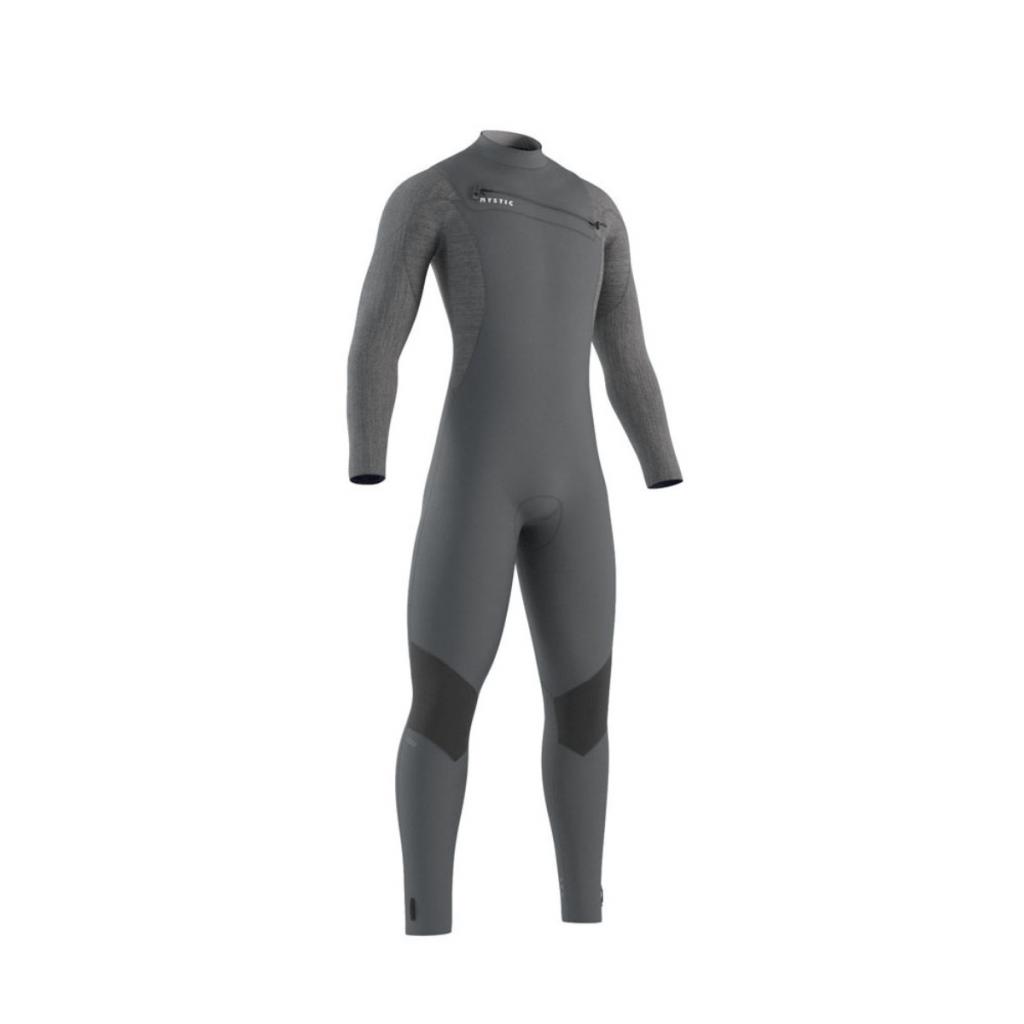 Majestic 4/3mm Frontzip wetsuit 2022 front
