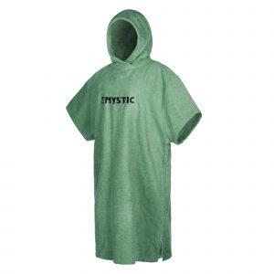 Mystic regular poncho 2021 Sea Salt Green