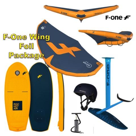 wingsurfing packages
